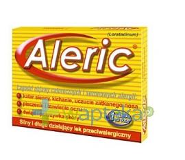 US PHARMACIA SP. Z O.O. Aleric tabletki 0,01 g 30 sztuk