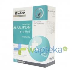 BIOTON S.A. Alfalipon Prodiab Neuropatia 30 kapsułek