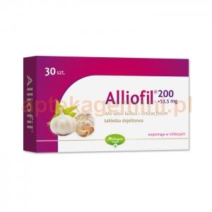 HERBAPOL POZNAŃ Alliofil, 30 tabletek