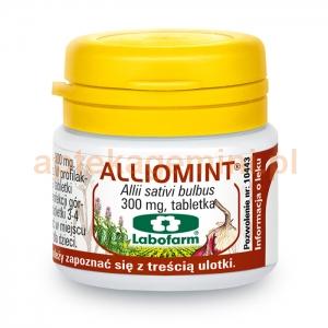 LABOFARM Alliomint, 30 tabletek OKAZJA