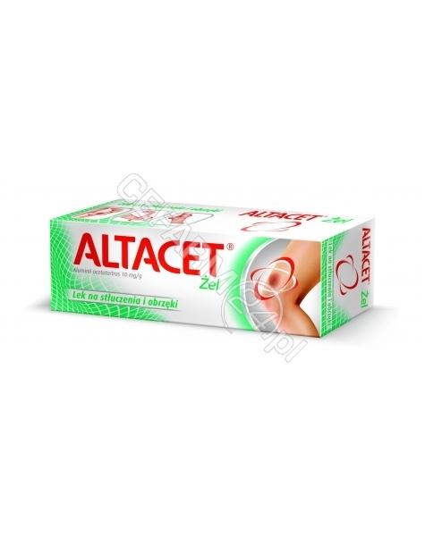 EMO-FARM Altacet 1% żel 75 g