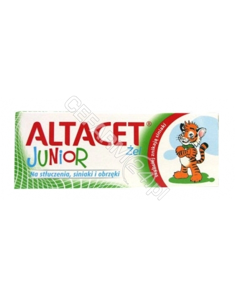 EMO-FARM Altacet junior 0,3% żel 50 g