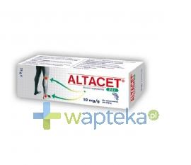EMO-FARM SP.Z O.O. Altacet żel 75 g