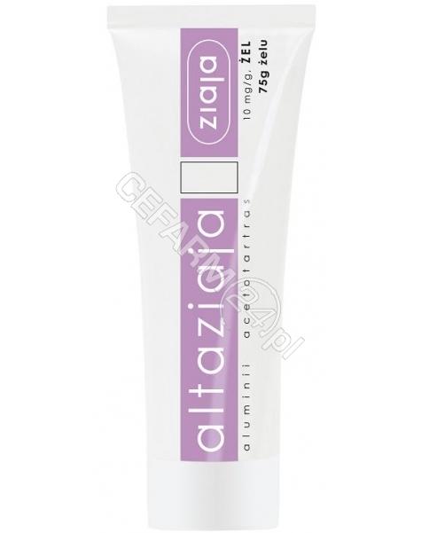 ZIAJA Altaziaja żel 10 mg/g 75 g (Ziaja)