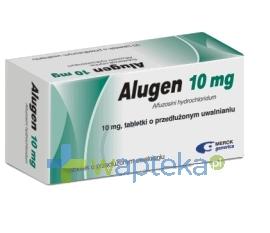GENERICS (UK) LTD. Alugen 10 mg tabletki o przedłużonym działaniu 30 sztuk