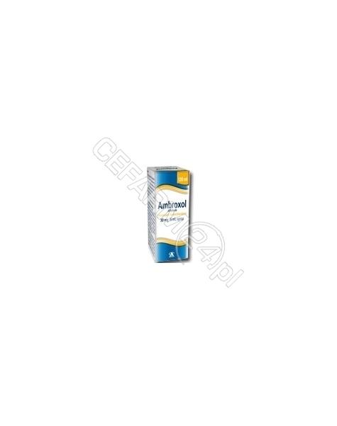 AFLOFARM Ambroxol aflofarm 15 mg/5 ml syrop 120 ml