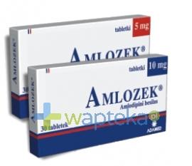 ADAMED CONSUMER HEALTHCARE S.A. Amlozek tabletki 5 mg 30 sztuk
