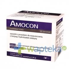 AXXON SP. Z O.O. Amocon proszek do rozpuszczania 21 saszetek