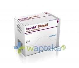 SUN-FARM SP. Z O.O. Amorolak 50 mg/ml lakier do paznokci leczniczy 3 ml