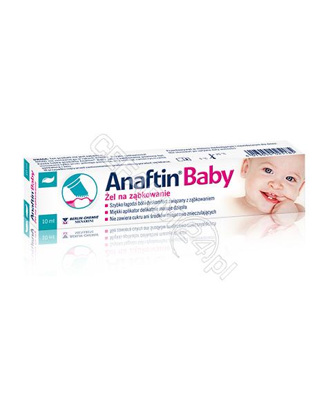 BERLIN-CHEMI Anaftin baby żel na ząbkowanie 10 ml