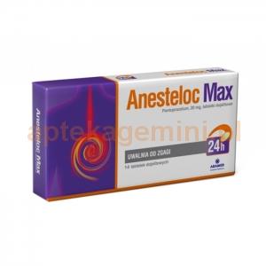 Adamed Anesteloc Max 20mg, 14 tabletek dojelitowych