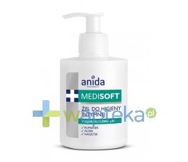 SCAN-ANIDA SP. Z O.O. ANIDA MEDI SOFT żel do higieny intymnej 300 ml