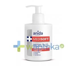 SCAN-ANIDA SP. Z O.O. ANIDA MEDI SOFT Żel do mycia rąk i ciała 300 ml