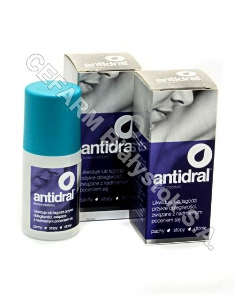 TEVA Antidral płyn 50 ml