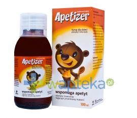 AFLOFARM FARMACJA POLSKA SP. Z O.O. Apetizer dla dzieci syrop 100 ml