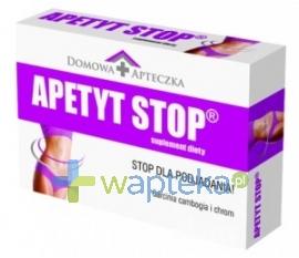 DOMOWA APTECZKA Apetyt Stop 60 tabletek
