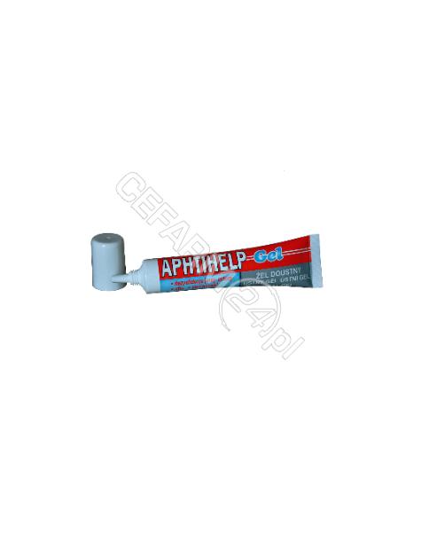 GORVITA Aphtihelp gel 10 g (gorvita)