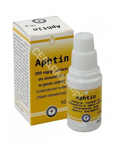 LABORATORIUM Aphtin płyn 10 g (Laboratorium Olsztyn)