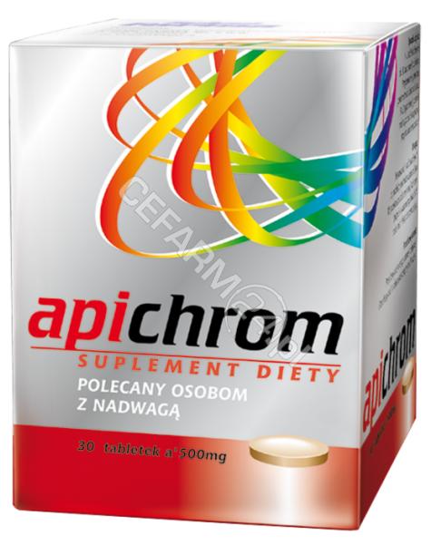 APIPOL-FARMA Apichrom x 30 tabl