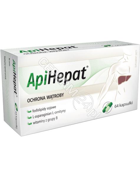 APIPOL-FARMA Apihepat x 64 kaps