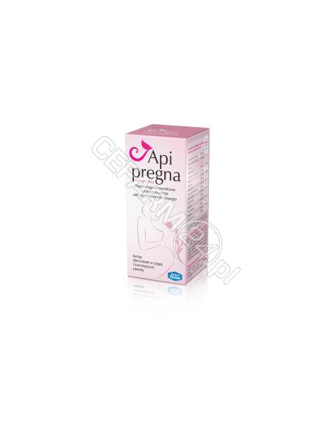 APIPOL-FARMA Apipregna syrop 120 ml