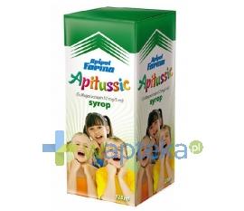 APIPOL-FARMA SP. Z O.O. PPF Apitussic syrop dla dzieci 120 ml