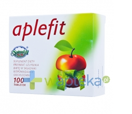 NATURELL POLSKA SP.Z O.O. Aplefit 100 tabletek