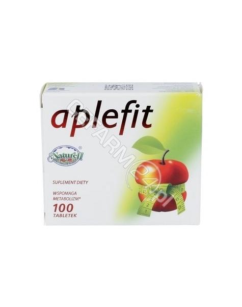 NATURELL Aplefit x 100 tabl