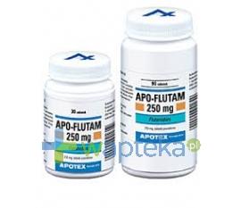 APOTEX EUROPE B.V. Apo-Flutam tabletki powlekane 250mg 30 sztuk