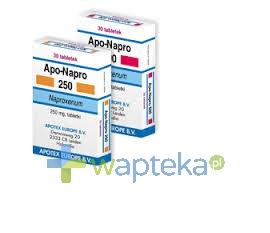 APOTEX EUROPE B.V. Apo-Napro 500mg tabletki 30 sztuk