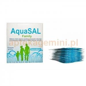 PROLAB AquaSal Family, proszek, 10 saszetek OKAZJA