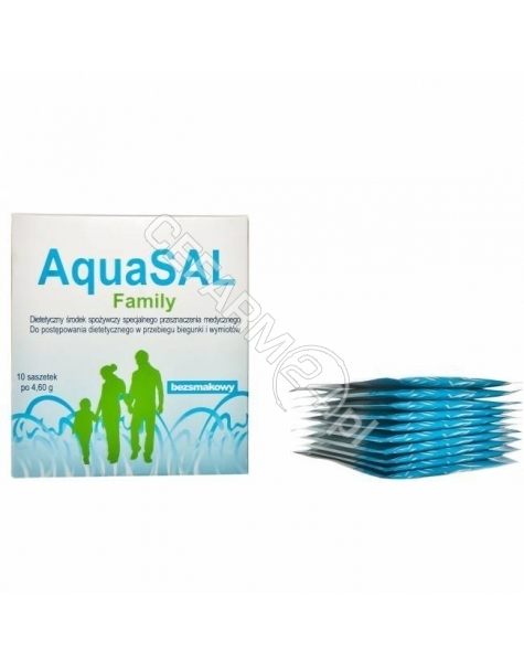 PROLAB AquaSal family x 10 sasz