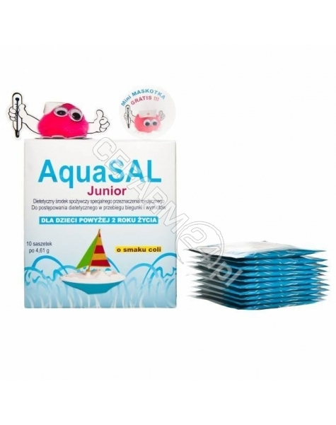 PROLAB AquaSal junior x 10 sasz