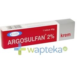 JELFA S.A. P.F. Argosulfan 2% krem 40 g
