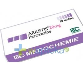 VIPHARM S.A. Arketis 20mg tabletki 30 sztuk