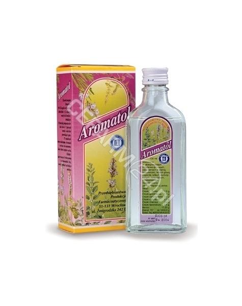 HASCO-LEK Aromatol koncentrat do sporządzania roztworu 100 ml