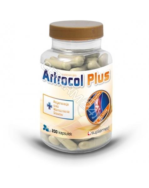 KOSMETYKA NATURALNA Artrocol Plus x 200 kaps