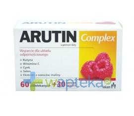 PRZEDSIĘBIORSTWO FARMACEUTYCZNE LEK-AM SP. Z O.O. Arutin Complex 90 tabletek