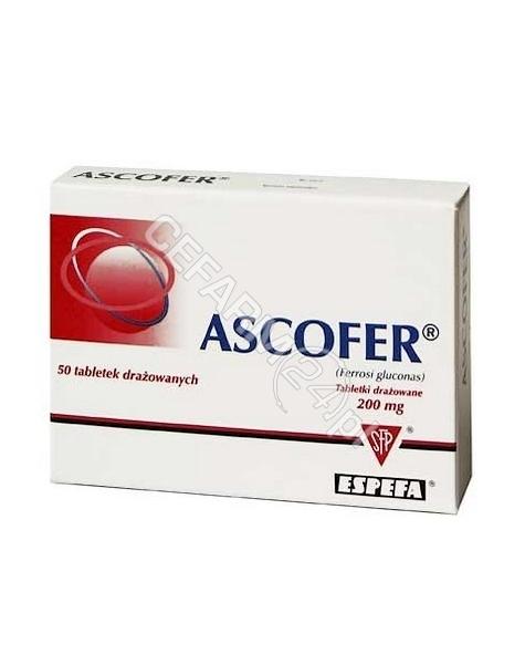ESPEFA Ascofer x 50 draż