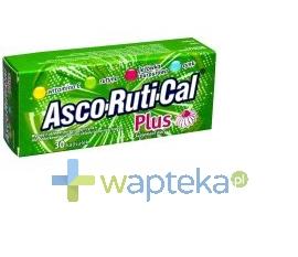 VALEANT SP. Z O.O. SP.J. Ascorutical Plus 30 kapsułek