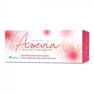 NORD FARM Asevia, 30 tabletek OKAZJA