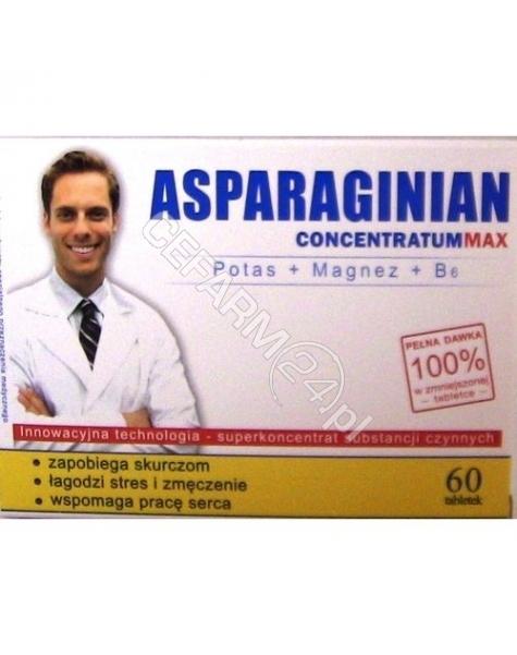 PDF POLSKA Asparaginian concentratum max x 60 tabl