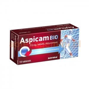BIOFARM Aspicam Bio 7,5mg, 10 tabletek