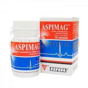 ESPEFA Aspimag, 50 tabletek