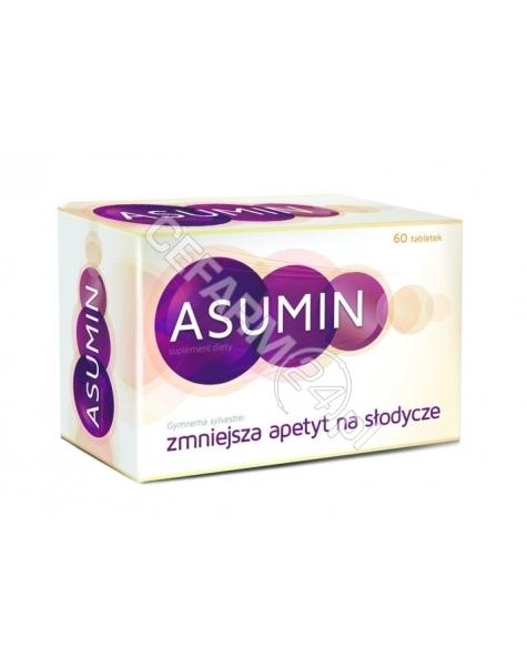 AFLOFARM Asumin x 60 tabl
