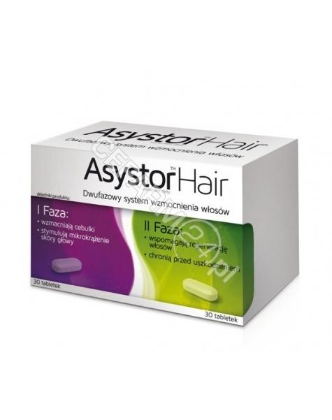 AFLOFARM Asystor hair x 60 tabl