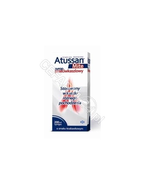 POLFARMEX Atussan mitte 0,8 mg/ml syrop 200 ml