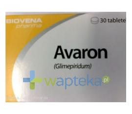BIOTON S.A. Avaron 1mg tabletki 30 sztuk