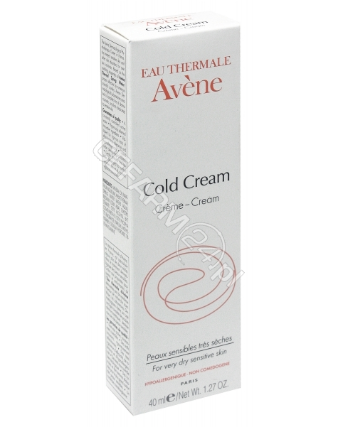 AVENE Avene cold cream krem 40 ml