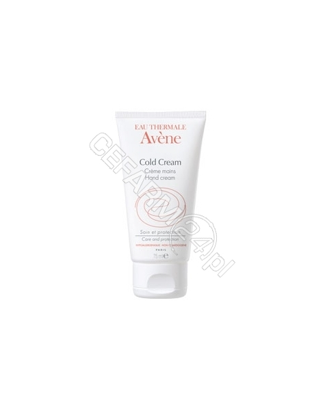 PIERRE FABRE Avene Cold Cream Krem do rąk 50 ml
